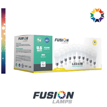 Fusion Lamps Box Quantities